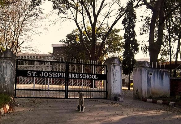 St Joseph High School Camp - cover