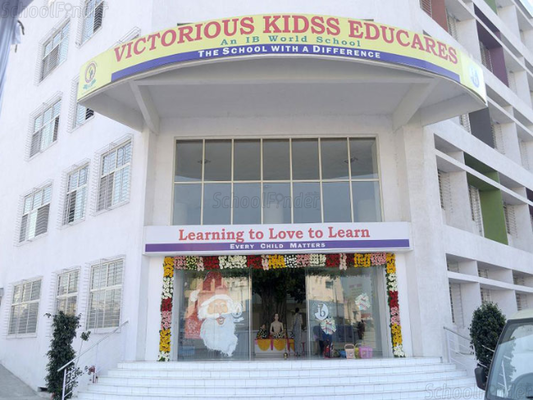 Victorious Kidss Educares - cover