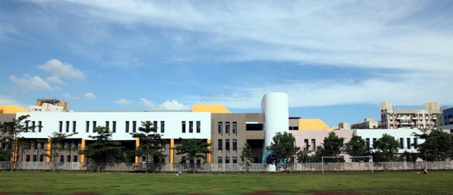 Vidya Pratisthan's Magarpatta City School - cover