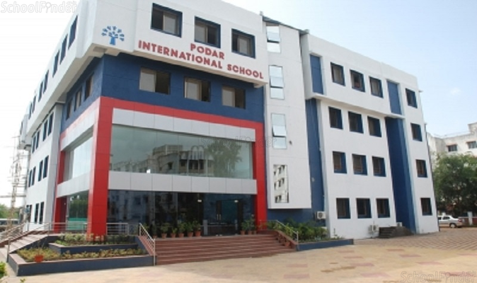 Podar International School Chinchwad - cover