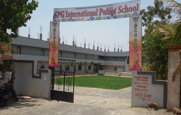 SPG International Public School - cover