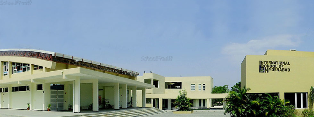 International School Of Hyderabad - cover