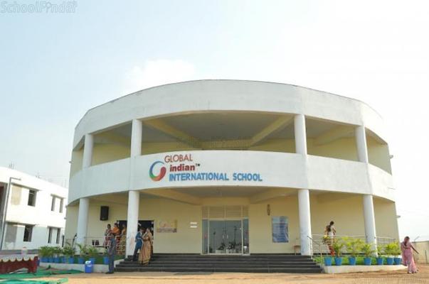 Global Indian International School - cover
