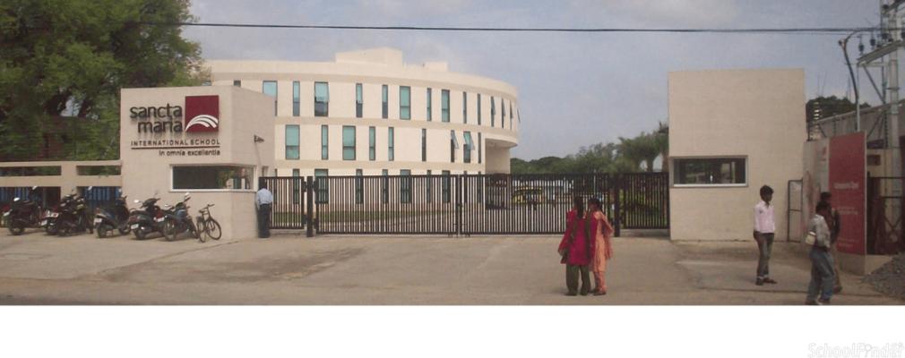 Sancta Maria International School - cover