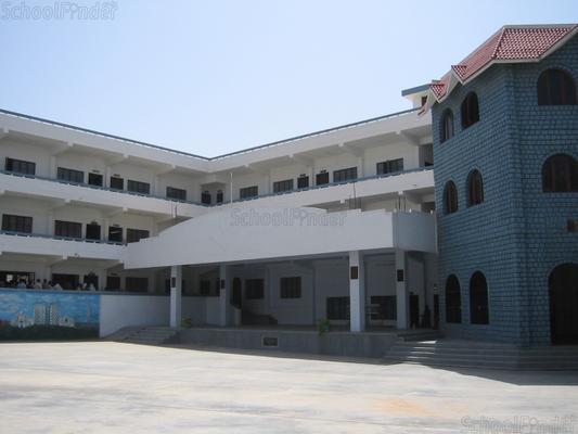 Jubilee Hills Public School - cover