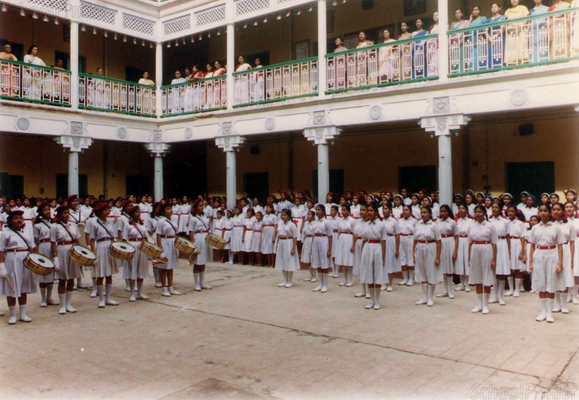 Sister Nivedita School - cover
