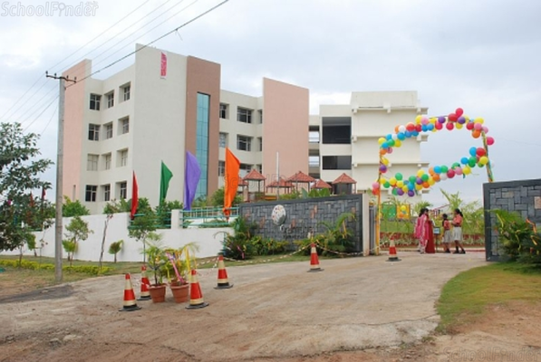 Oakridge International School Bachupally - cover