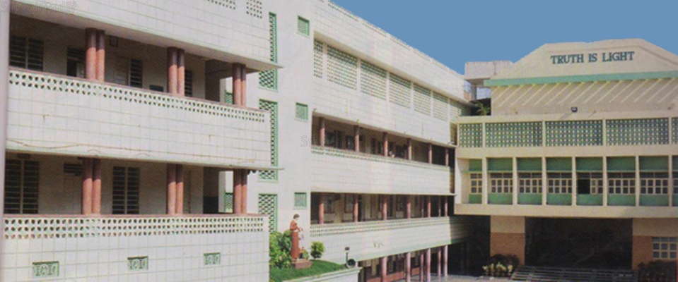 St Paul's High School Hyderabad - cover