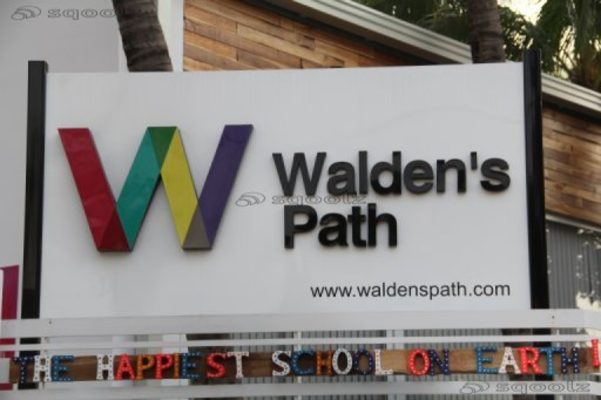 Walden's Path - cover