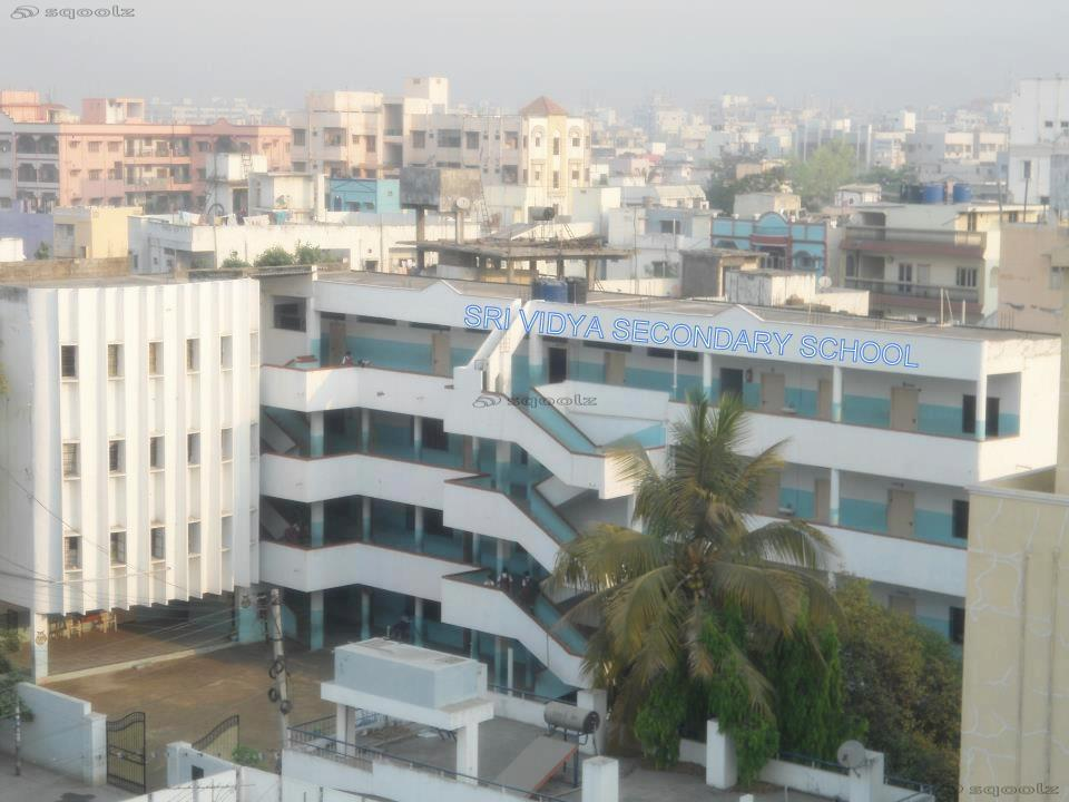 Sri Vidya Secondary School - cover