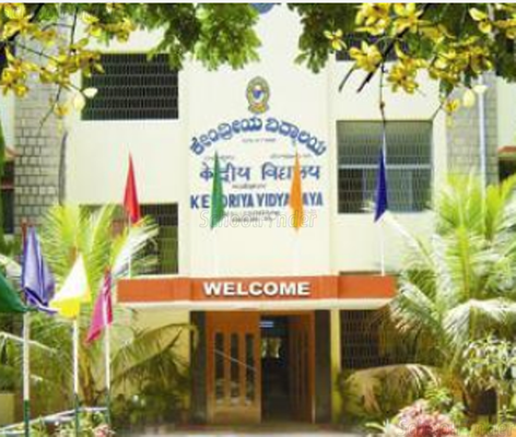 Kendriya Vidyalaya Malleswaram - cover