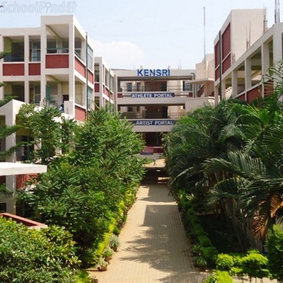 Kensri School - cover