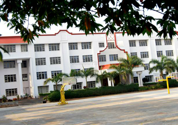 National Hill View Public School - cover