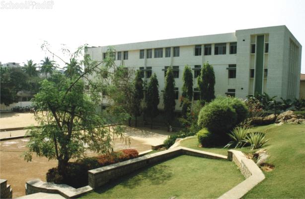 National Public School Rajaji Nagar - cover