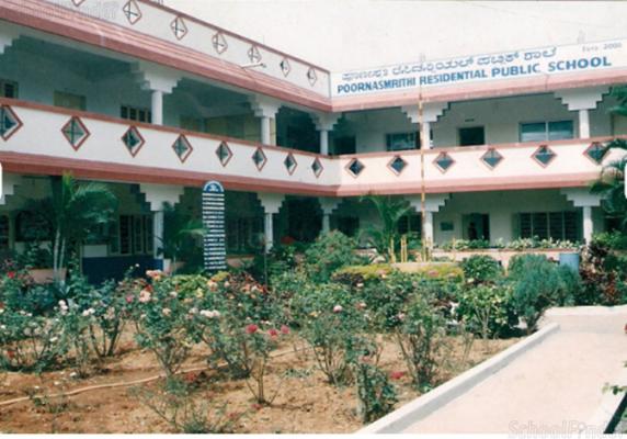 Poorna Smriti Public School - cover