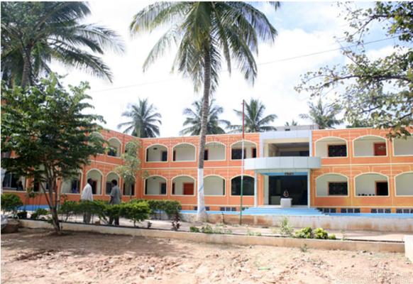 Pragathi The School - cover