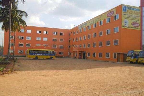 Sri Chaitanya Techno School Marathahalli - cover