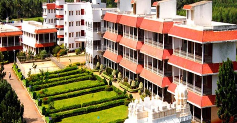 Sri Devraj Urs International Residential School - cover