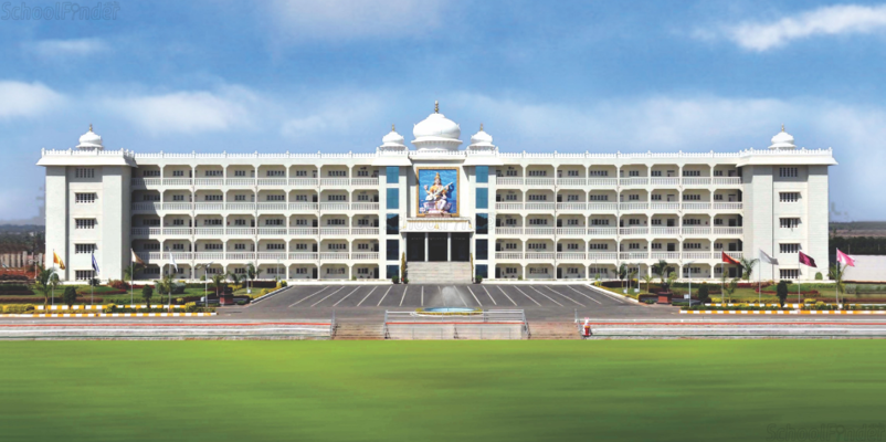 Akash International School - cover