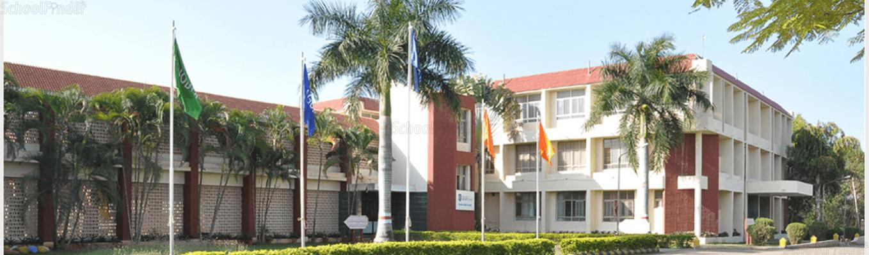 Smt Parvathamma Shamanur Shivashankarappa English Medium Residential School - cover