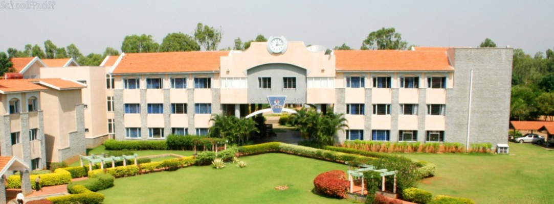 Bangalore International School - cover