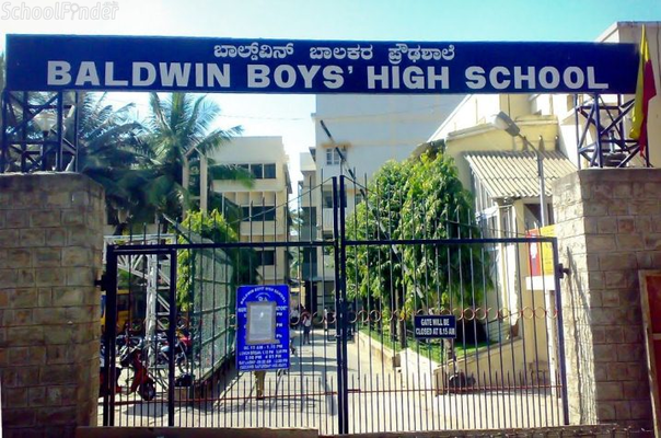 Baldwin Boys High School - cover