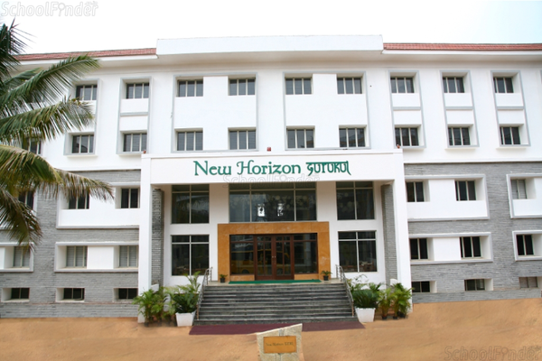 New Horizon Gurukul - cover