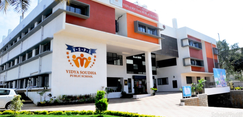 Vidya Soudha Public School - cover
