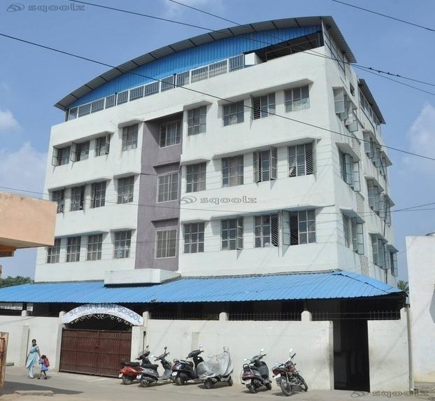 St Mira's High School Rajajinagar - cover