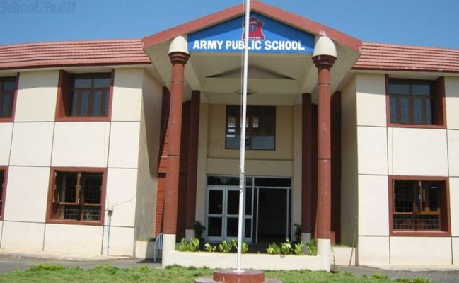 Army Public School Chennai - cover