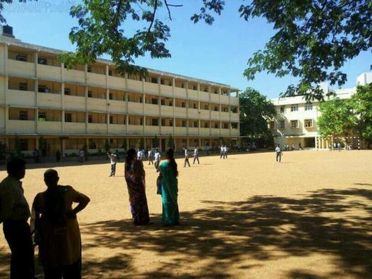 Asan Memorial Senior Secondary School - cover