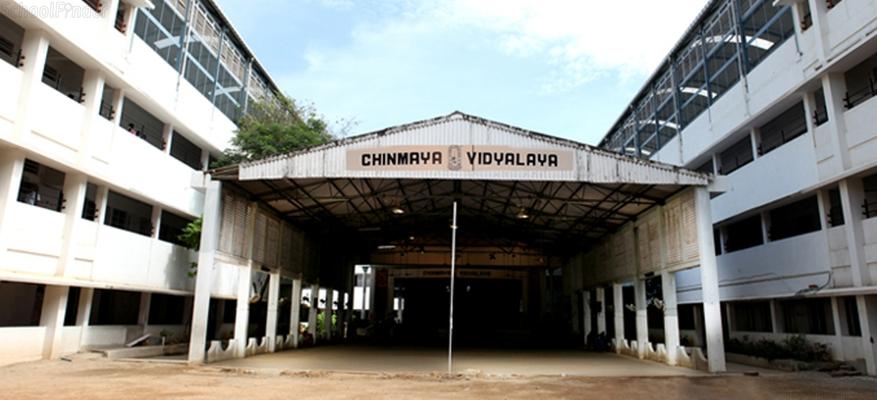 Chinmaya Vidyalaya Annanagar - cover