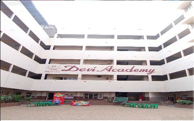 Devi Academy - cover