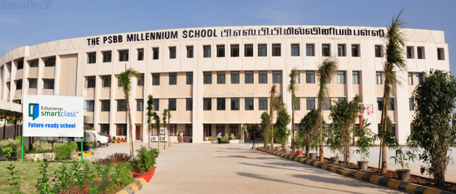 PSBB Millenium School - cover