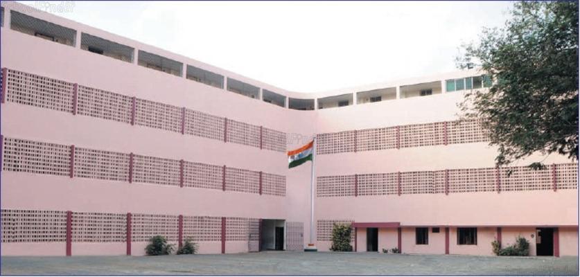 Smt Sundaravalli Memorial School - cover