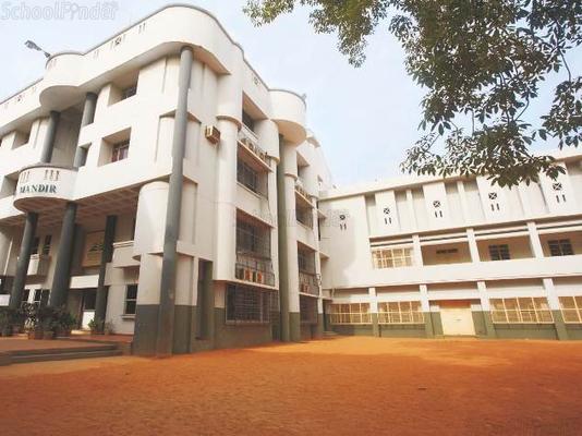 Vidya Mandir Senior Secondary School - cover