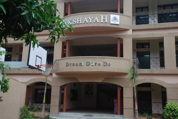 Akshayah Global School Chennai - cover