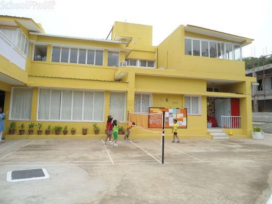 Kids Central Nursery And Primary School - cover