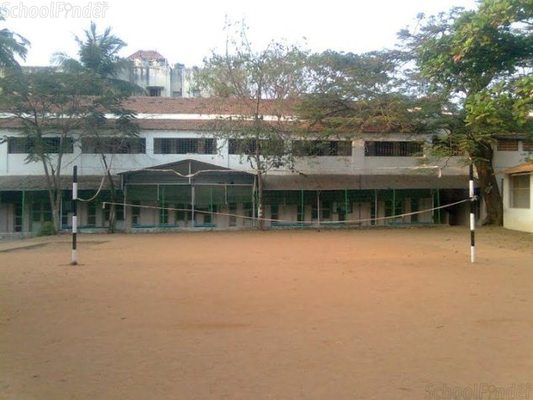 Alagappa Matriculation School - cover