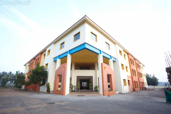Yuva Bharathi Public School - cover