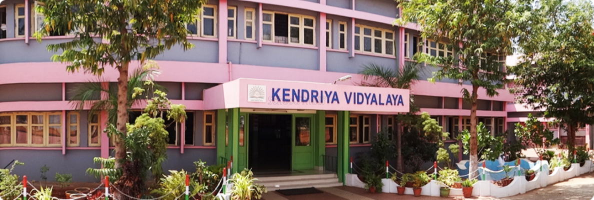 Kendriya Vidyalaya Air Force Station Sulur - cover