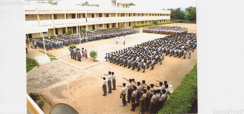 GKD Matric Higher Secondary School - cover