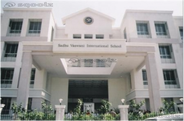 Sadhu Vaswani International School - cover