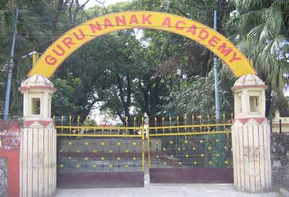 Guru Nanak Academy - cover