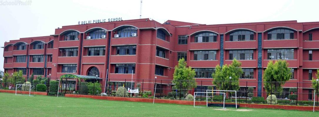 Delhi Public School Rohini - cover