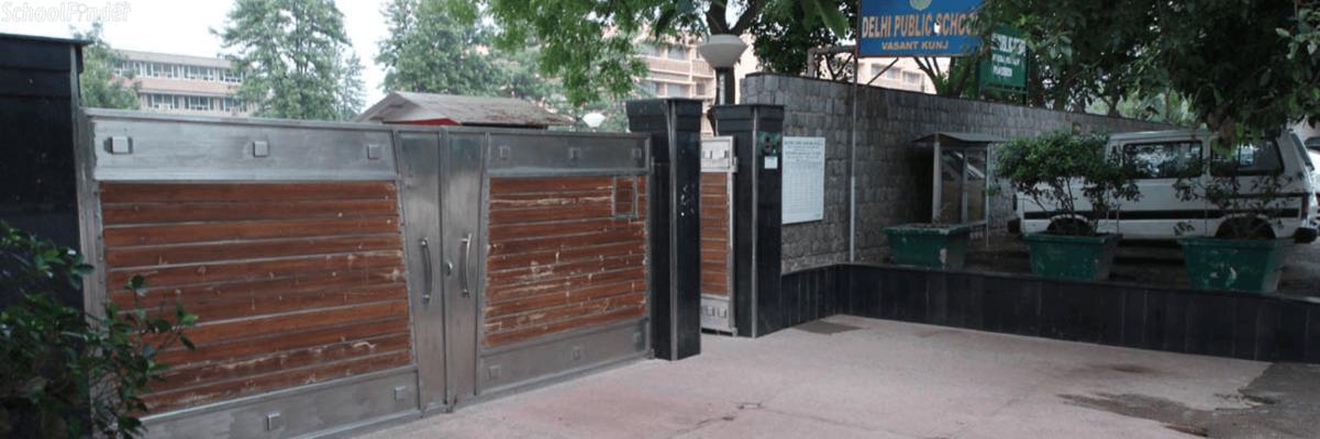 Delhi Public School Vasant Kunj - cover
