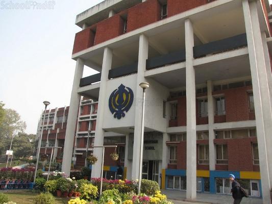 Guru Harkrishan Public School Vasant Vihar - cover