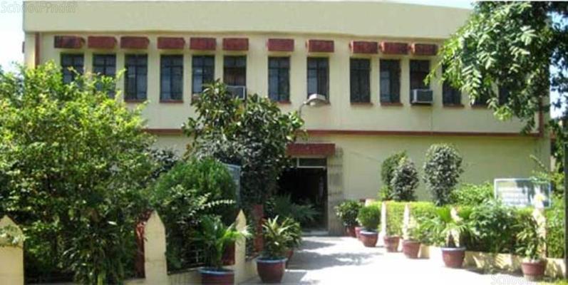 Kendriya Vidyalaya No 2 Delhi Cantt - cover
