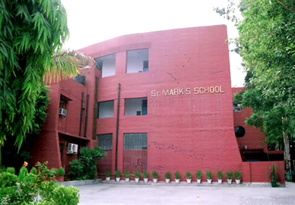 St Mark's Senior Secondary Public School Janakpuri - cover
