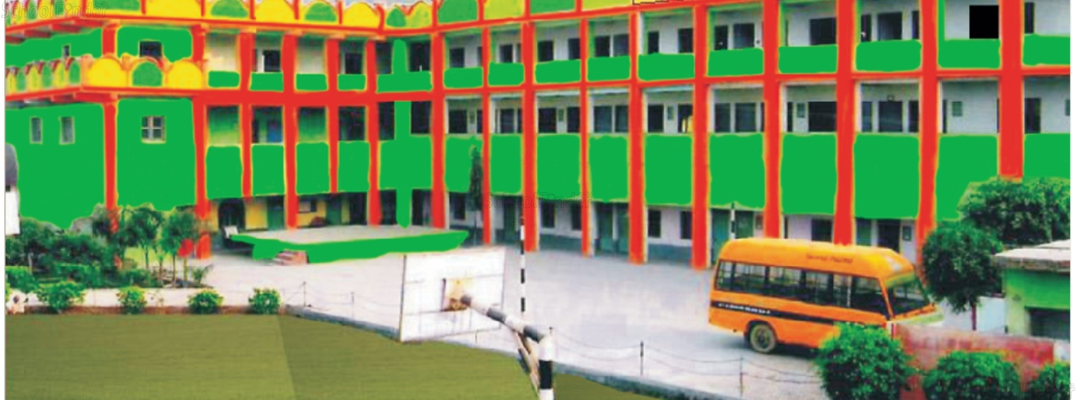 St Mark's Senior Secondary Public School Harsh Vihar - cover